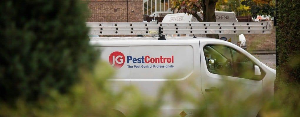 JG Pest Control